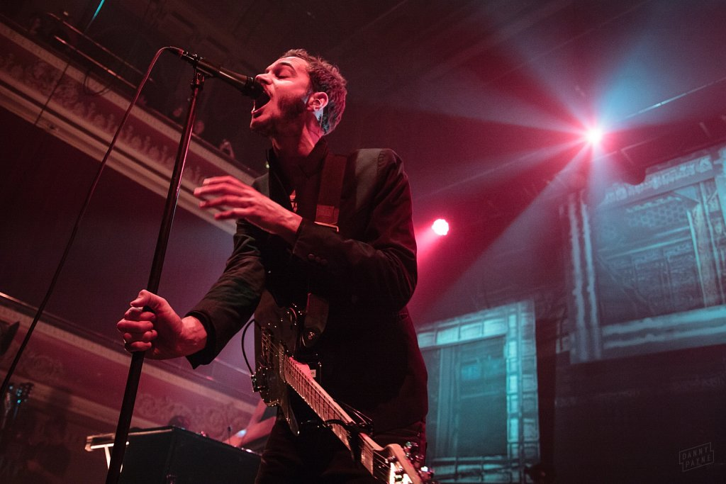Editors @ Bradford St. Georges Hall, Mar 2010