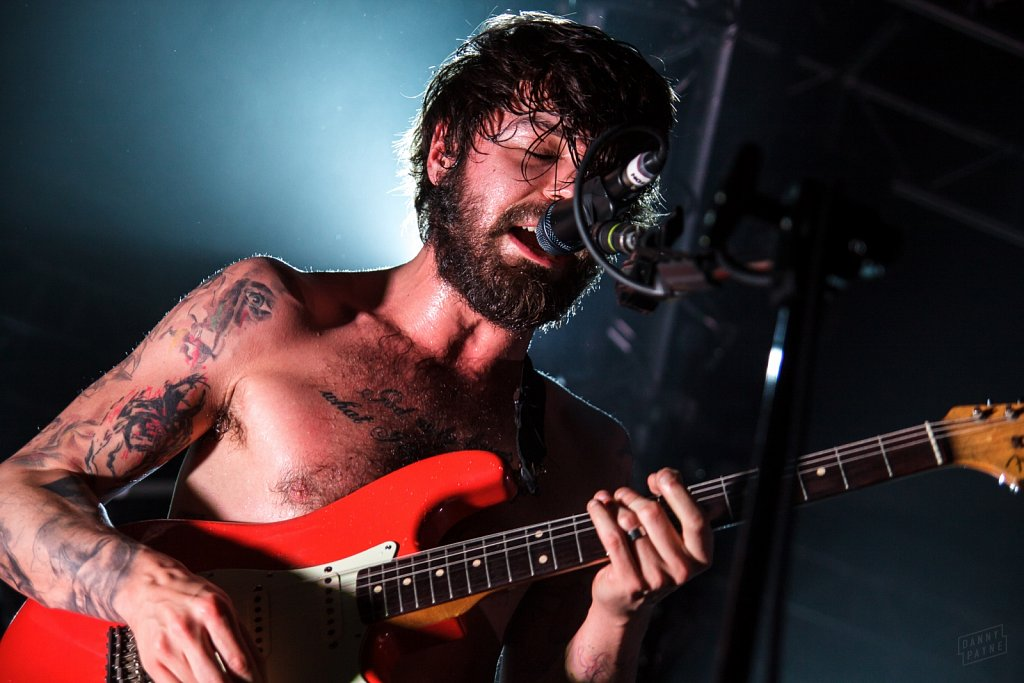 Biffy Clyro @ Sheffield Academy, Apr 2010