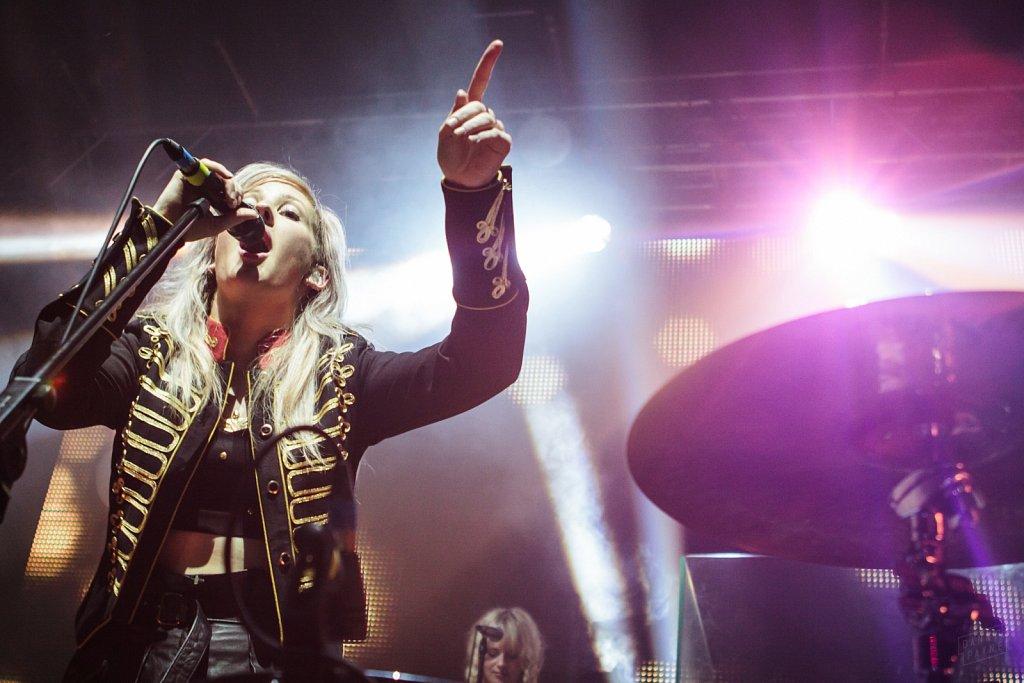 Ellie Goulding @ Leeds Academy, Nov 2010