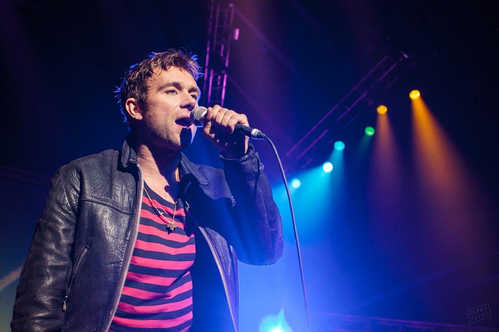 Gorillaz @ Manchester Arena, Nov 2010