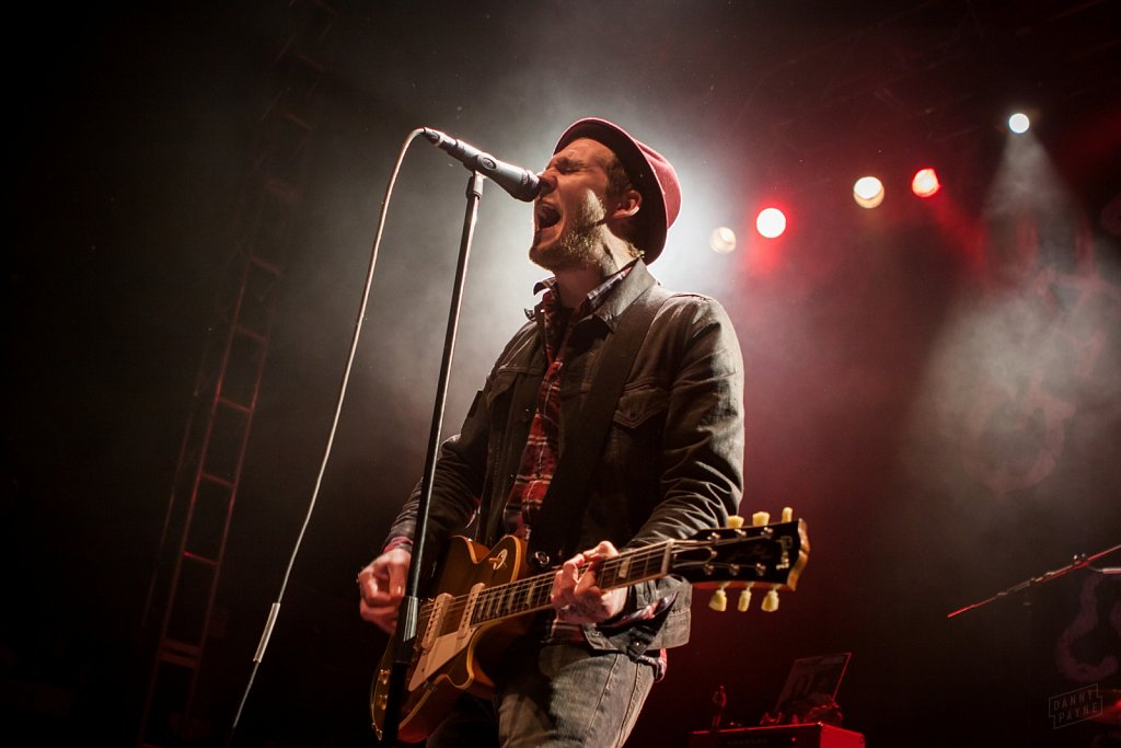 The Gaslight Anthem, Leeds Academy Nov 2010