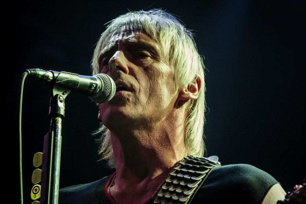 Paul Weller @ Liverpool Arena, Dec 2010