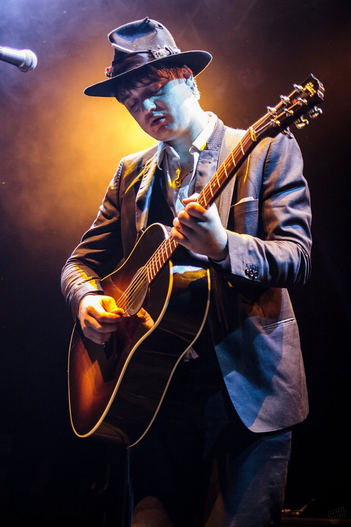 Pete Doherty @ Leeds Academy, May 2011