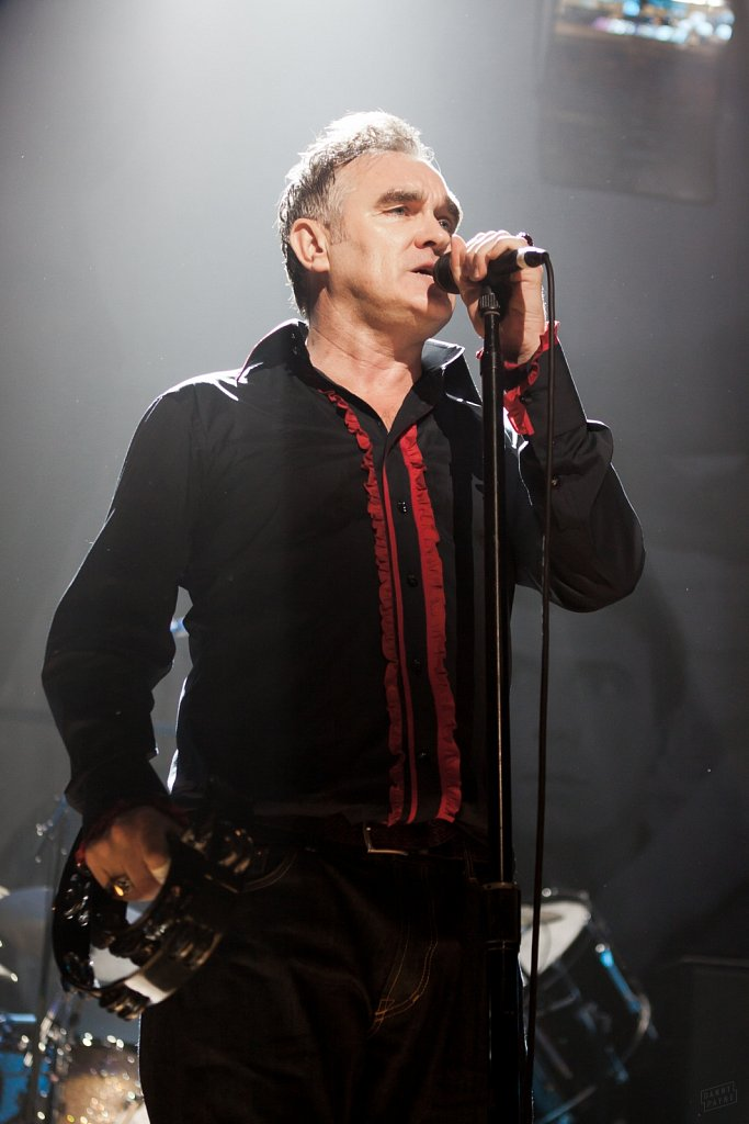 Morrissey @ Bradford St. Georges Hall, Jun 2011