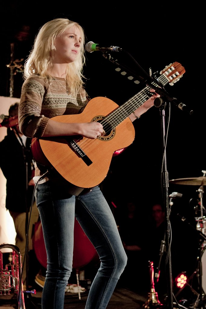 Laura Marling @ Manchester Cathedral, Oct 2011