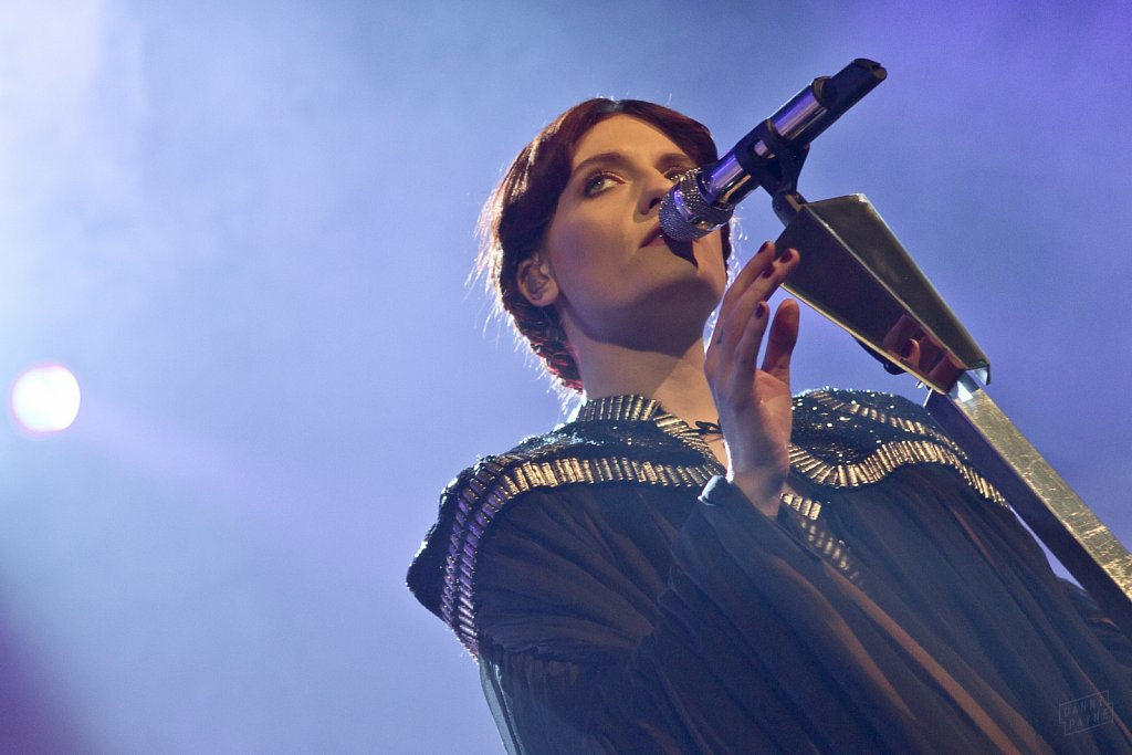 Florence + The Machine @ Manchester Arena, Mar 2012