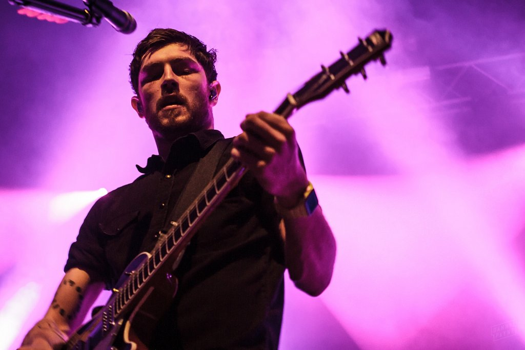 Twin Atlantic @ Manchester Ritz, Apr 2012