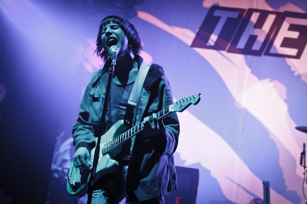 The Cribs @ Manchester Apollo, Oct 2012
