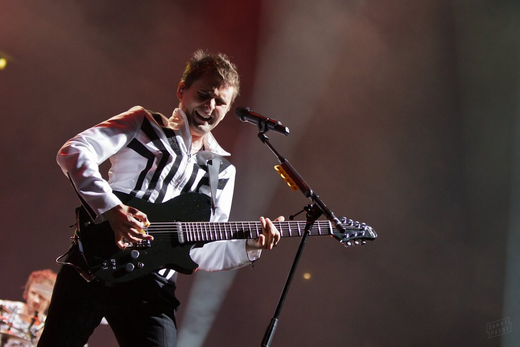 Muse @ Manchester Arena, Nov 2012
