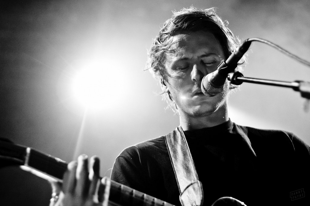 Ben Howard @ Leeds Academy, Nov 2012