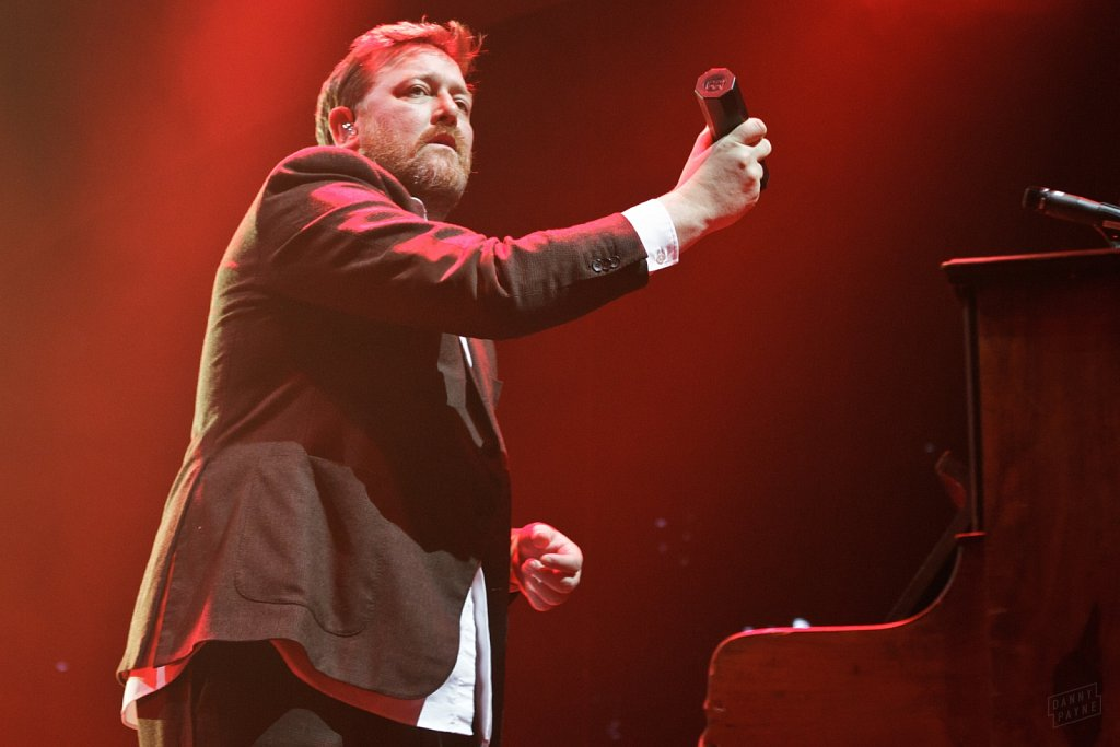Elbow @ Manchester Arena, Dec 2012