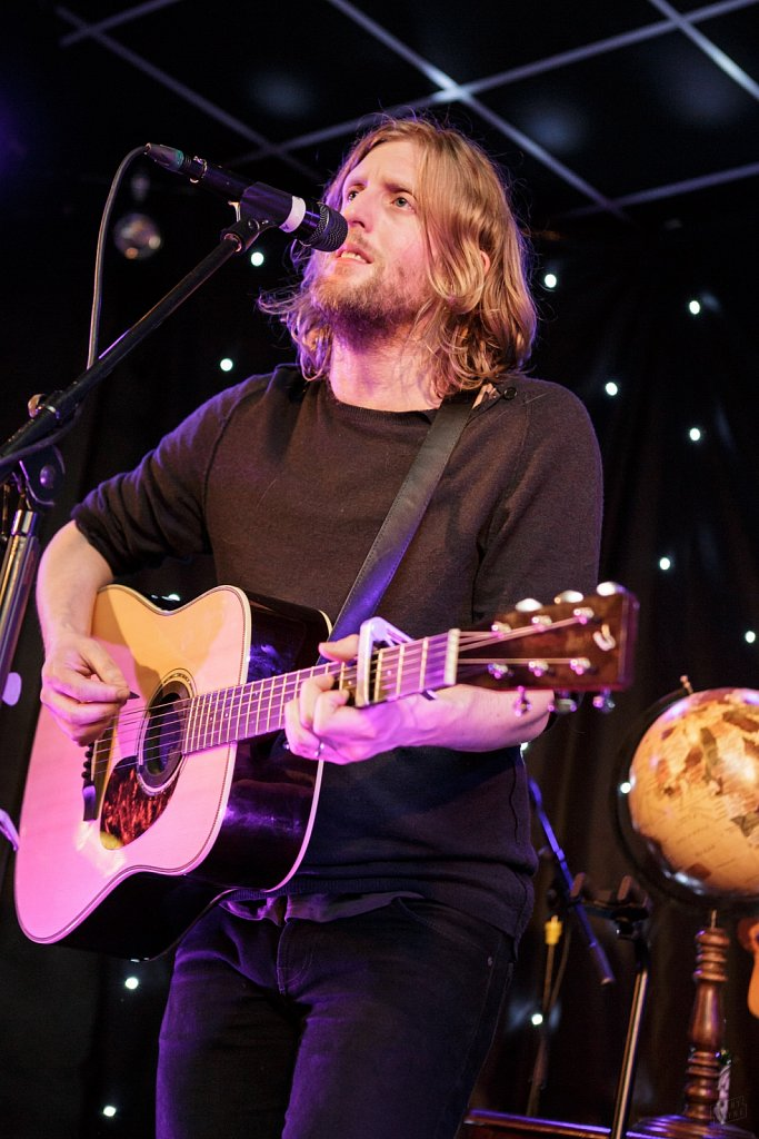 Andy Burrows @ Brudenell Social Club, Feb 2013
