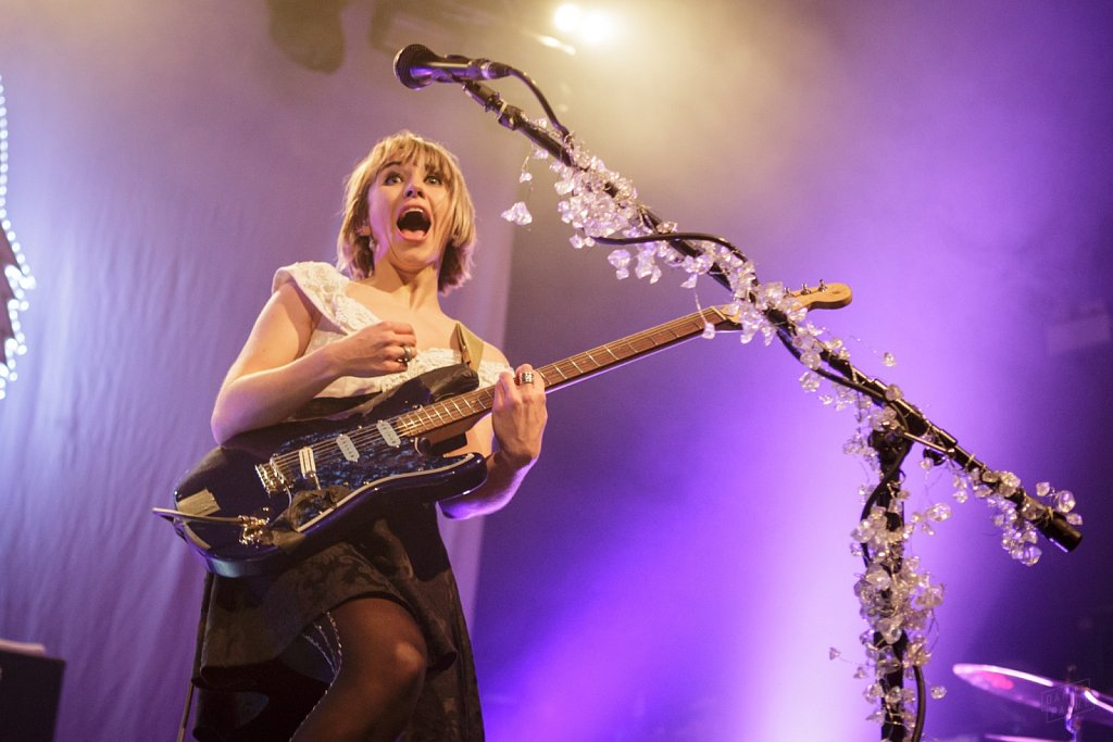 The Joy Formidable @ Manchester Ritz, Feb 2013