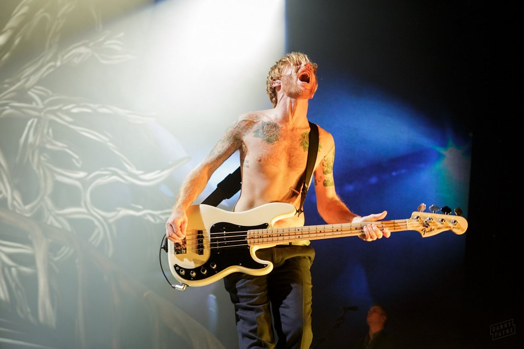 Biffy Clyro @ Sheffield Arena, Mar 2013