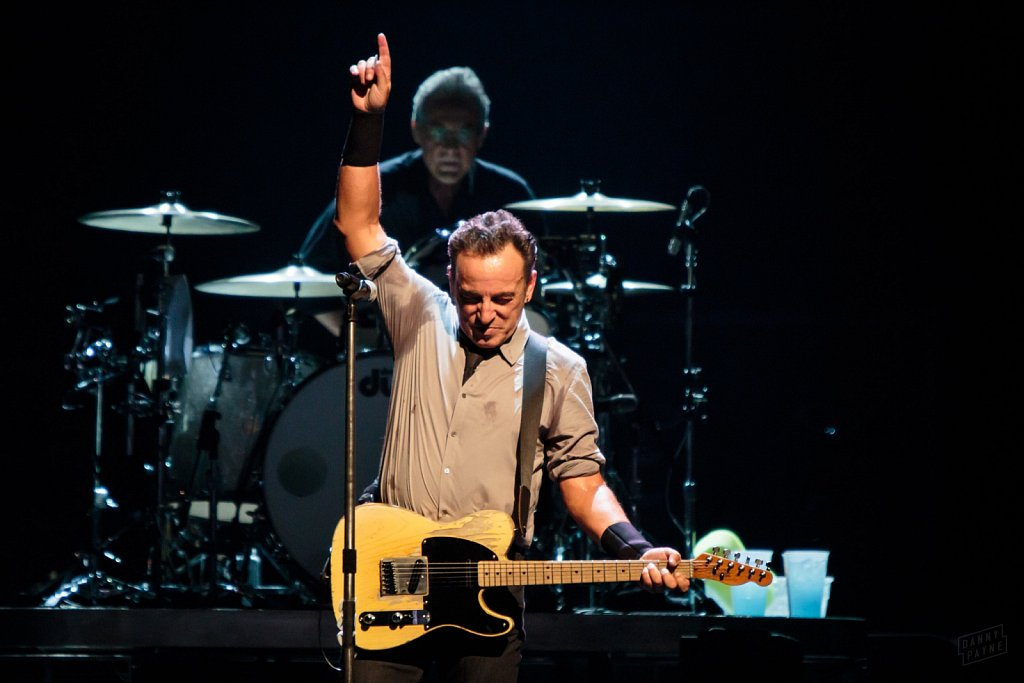 Bruce Springsteen @ Leeds Arena, Jul 2013