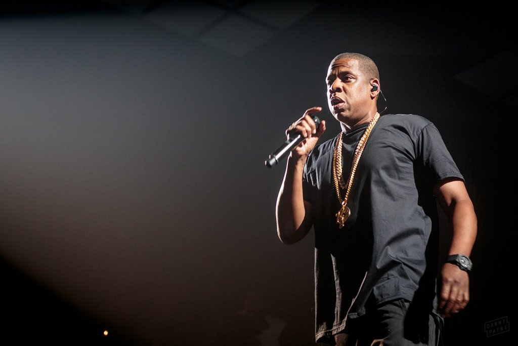 Jay-Z @ Manchester Arena, Oct 2013