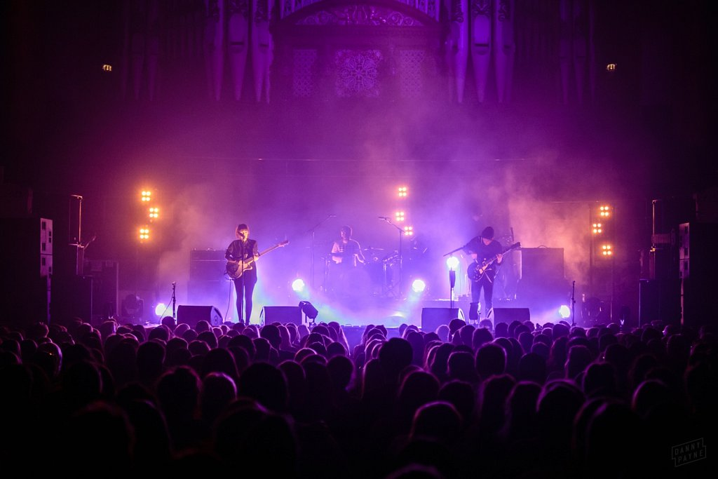 Daughter @ Leeds Town Hall, Oct 2013