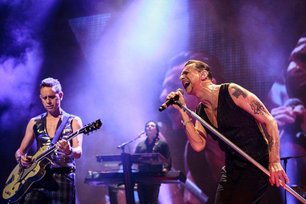 Depeche Mode @ Leeds Arena, Nov 2013