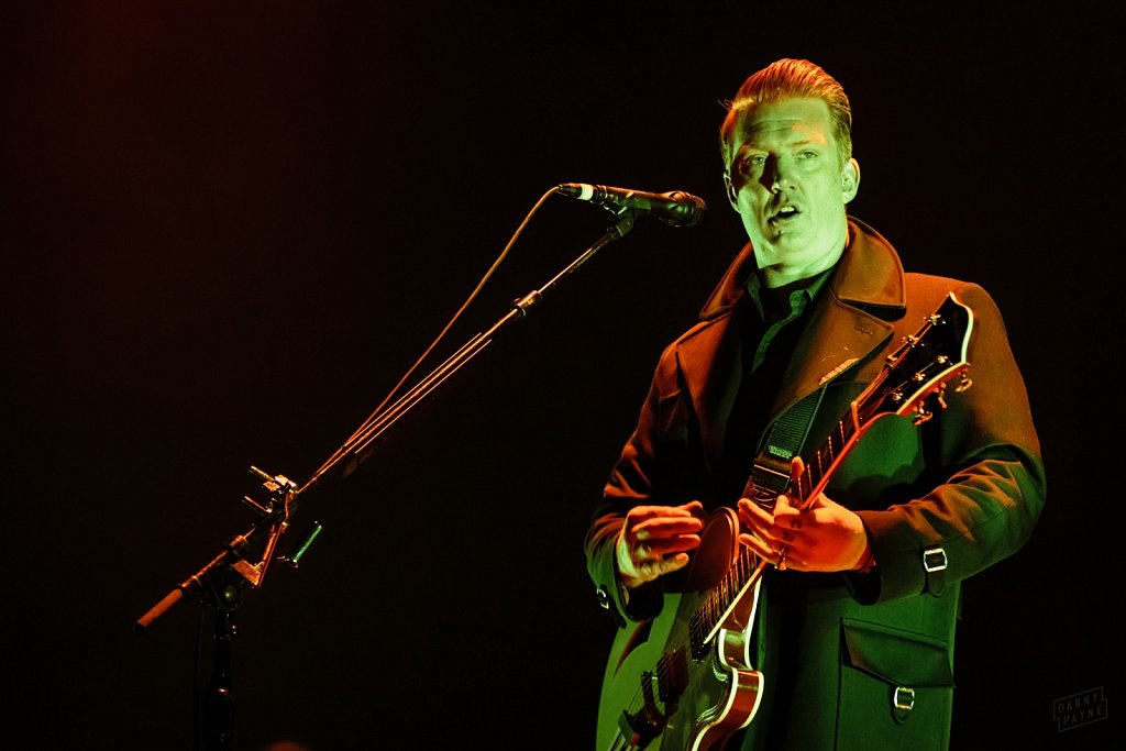 Queens Of The Stone Age @ Manchester Arena, Nov 2013