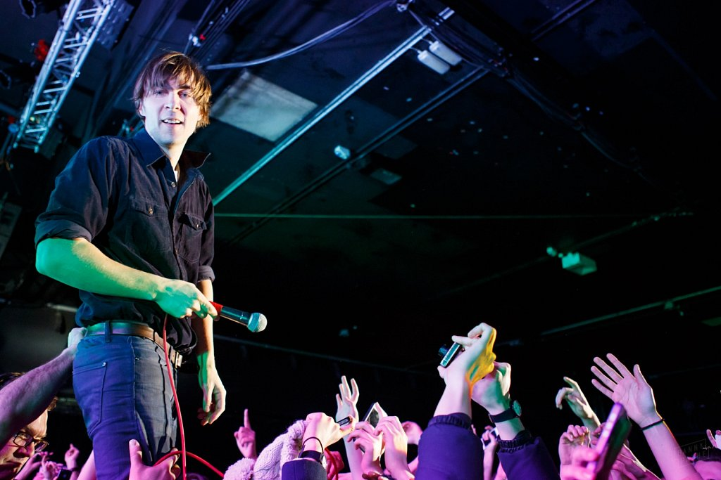 Phoenix @ Manchester Academy, Feb 2014