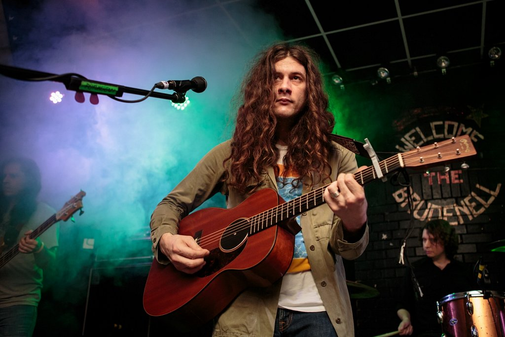 Kurt Vile @ Brudenell Social Club, Dec 2013
