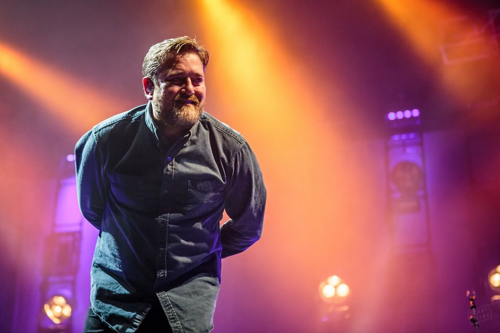 Elbow @ Leeds Arena, Apr 2014