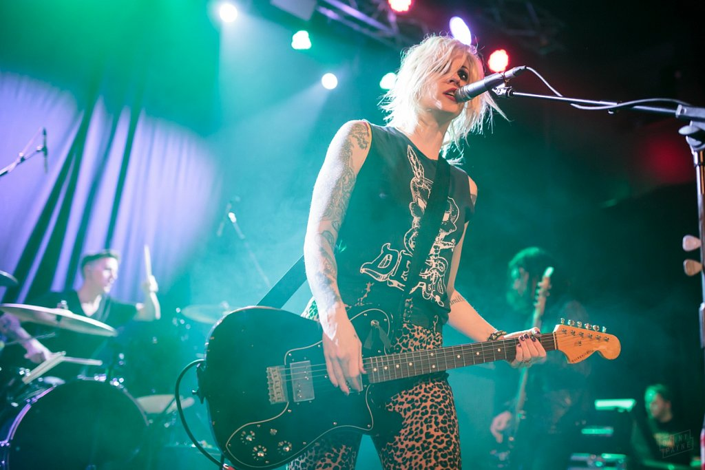 Brody Dalle @ Manchester Academy, Apr 2014