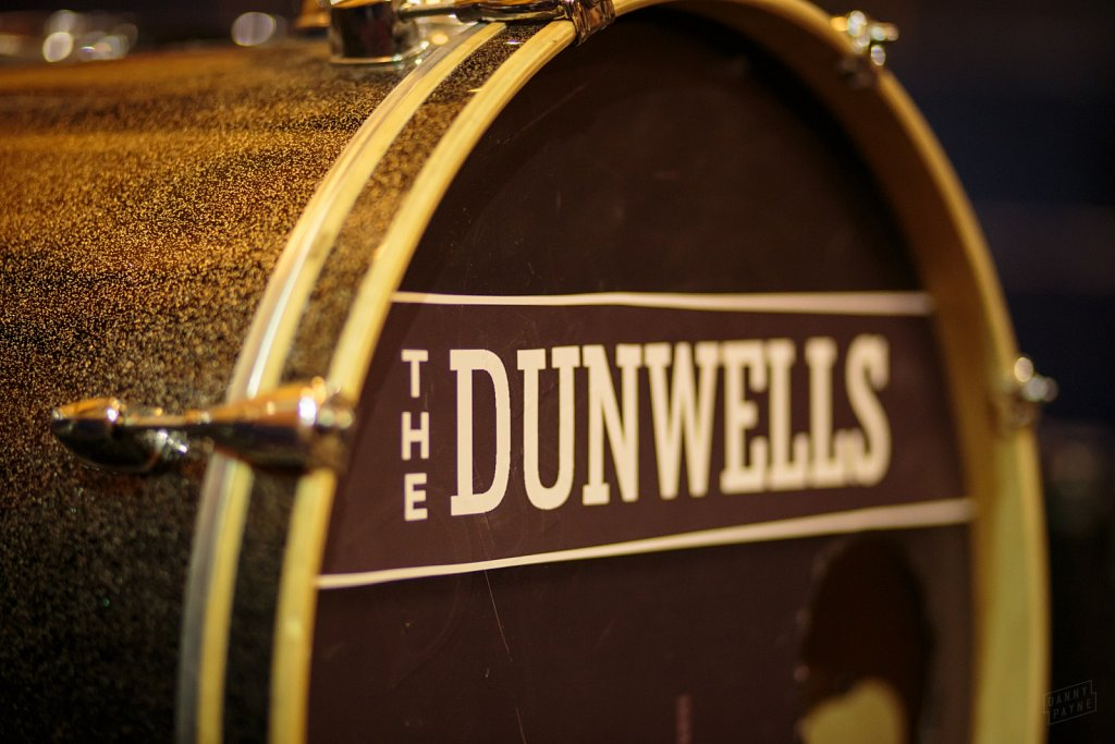 The Dunwells @ Leeds Town Hall, Apr 2014