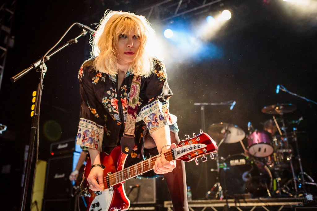 Courtney Love @ Leeds Academy, May 2014