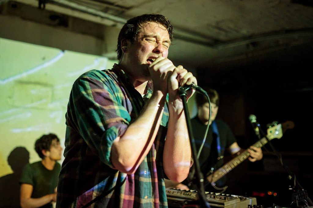 Hookworms @ Salford Islington Mill, May 2014