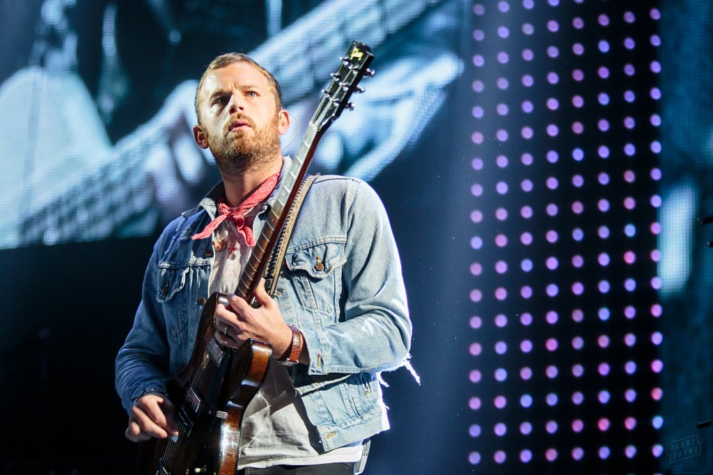 Kings of Leon @ Sheffield Arena, Jun 2014