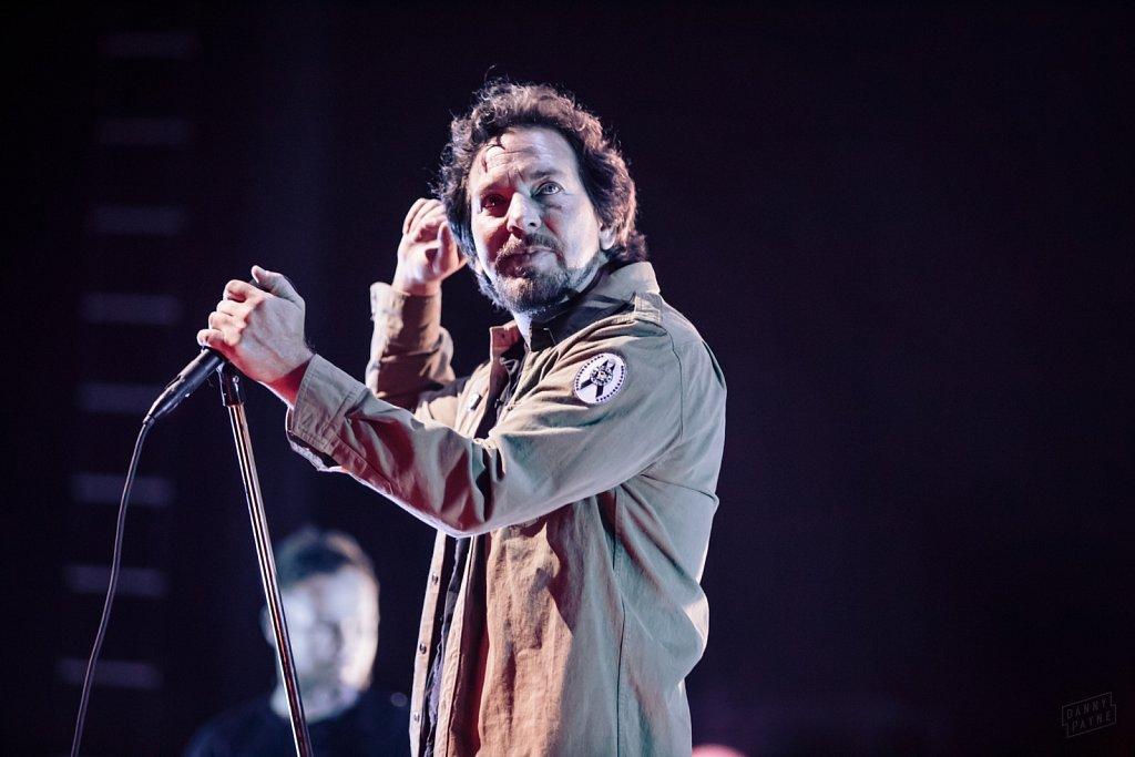 Pearl Jam @ Leeds Arena, Jul 2014