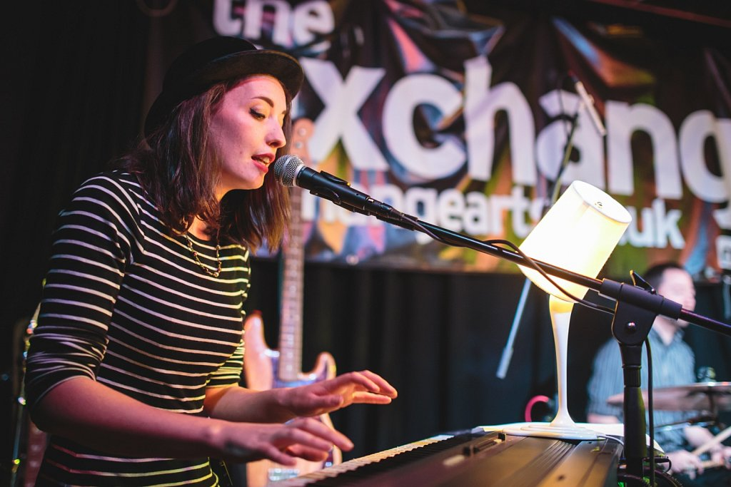 Tia-Rhian @ The Exchange, Oct 2014