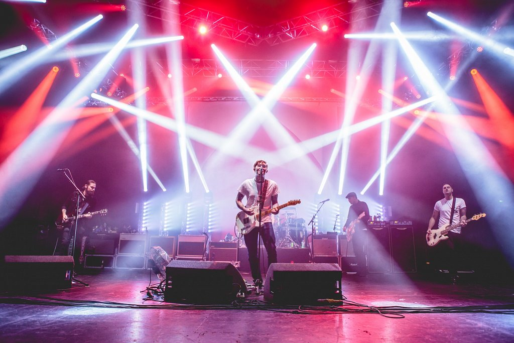 The Gaslight Anthem @ Manchester Apollo, Nov 2014