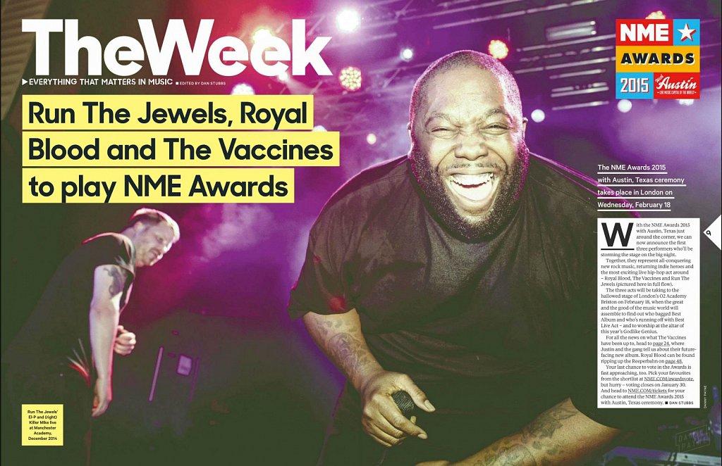 Run The Jewels // NME