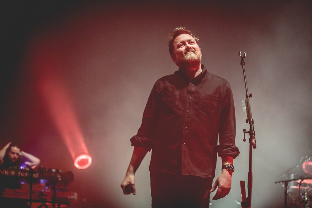 Elbow @ Manchester Apollo, Feb 2015
