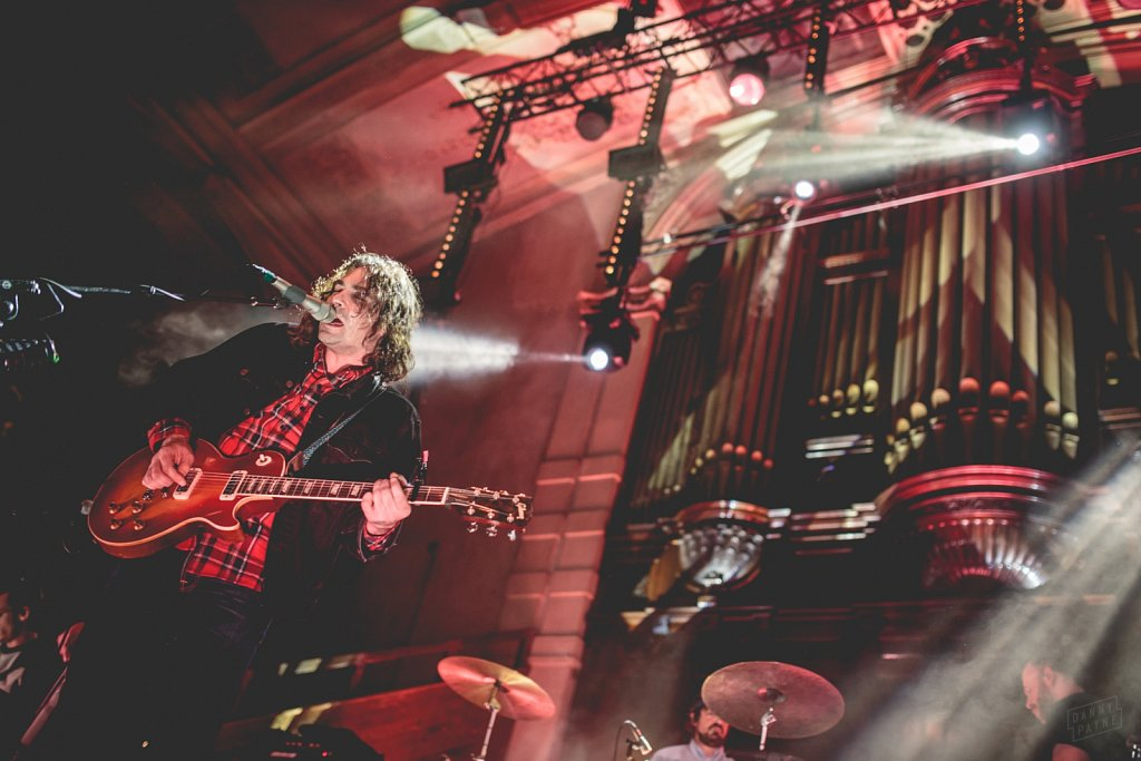 The War On Drugs @ Manchester Albert Hall, Feb 2015