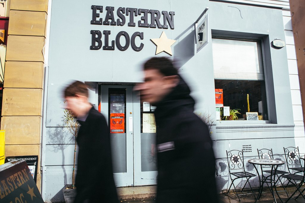 Eastern Bloc Records, Mar 2015