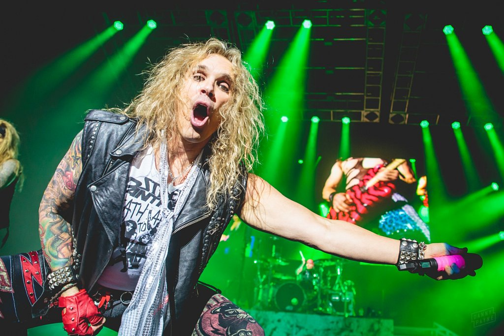 Steel Panther @ Manchester Apollo, Mar 2015