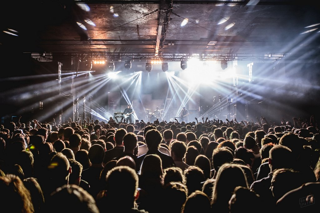 The Wombats @ Manchester Academy, Apr 2015