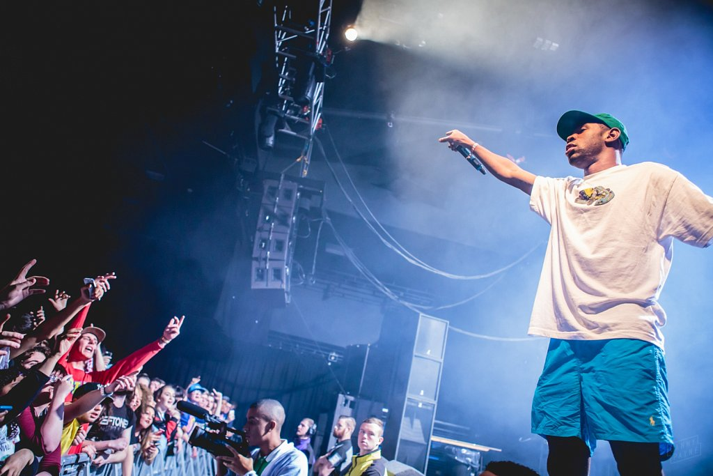 Tyler The Creator @ Manchester Academy, May 2015