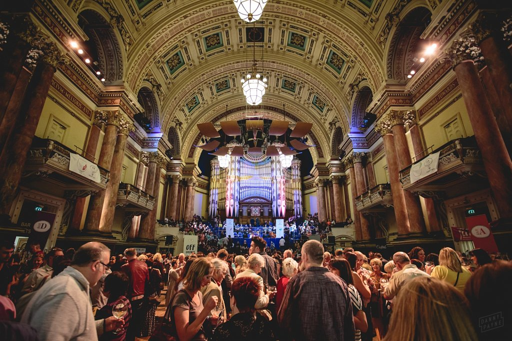 Gin Festival @ Leeds Town Hall, Jul 2015