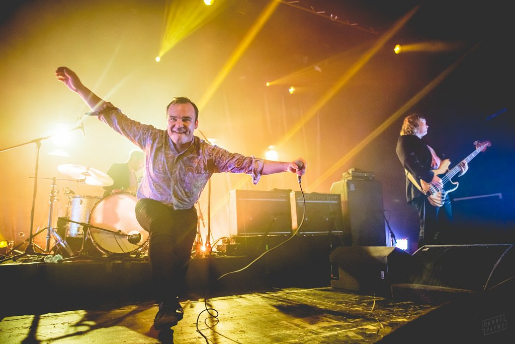 Future Islands @ Manchester Academy, Sep 2015