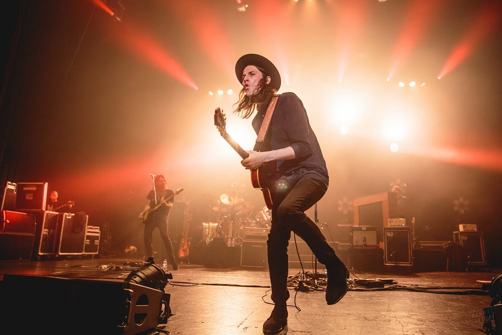 James Bay @ Manchester Apollo, Sep 2015