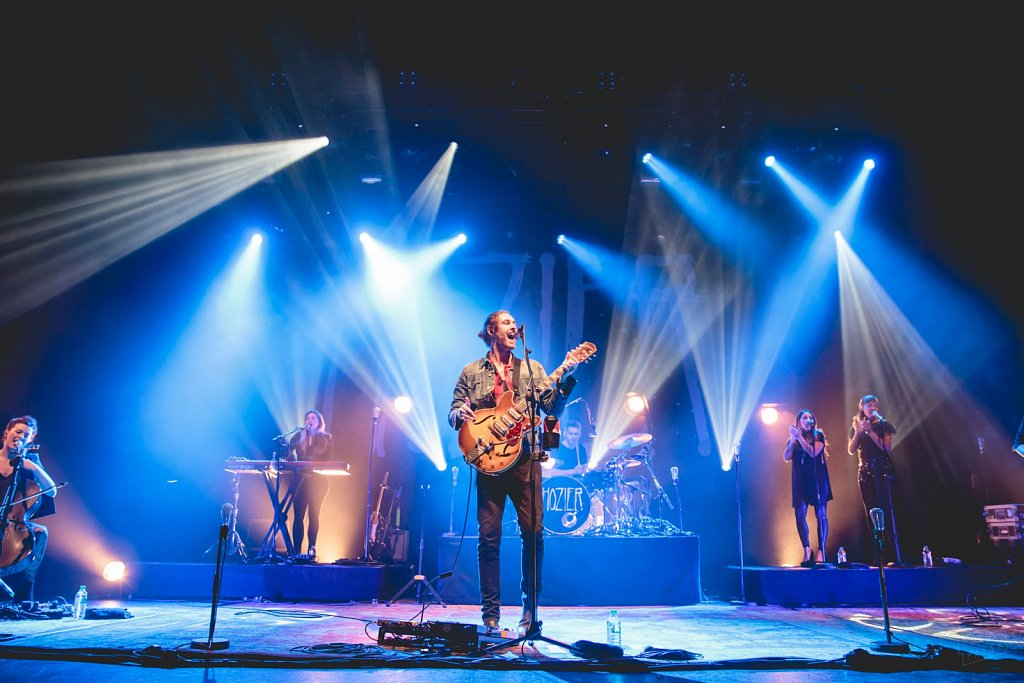 Hozier @ Manchester Apollo, Jan 2016