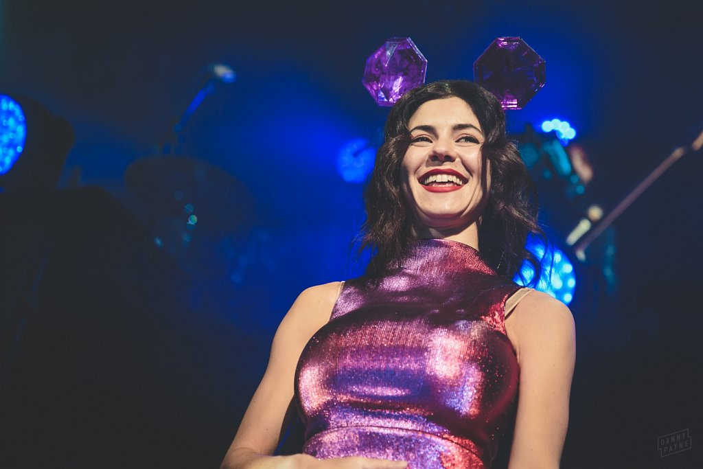 Marina & The Diamonds @ Leeds Academy, Feb 2016