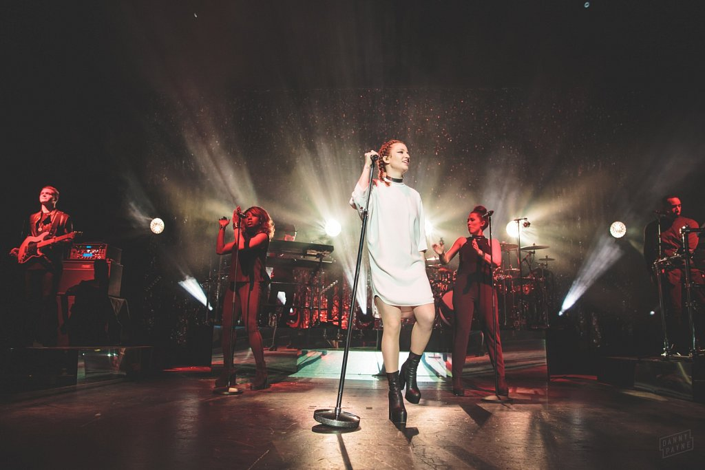 Jess Glynne @ Manchester Apollo, Feb 2016