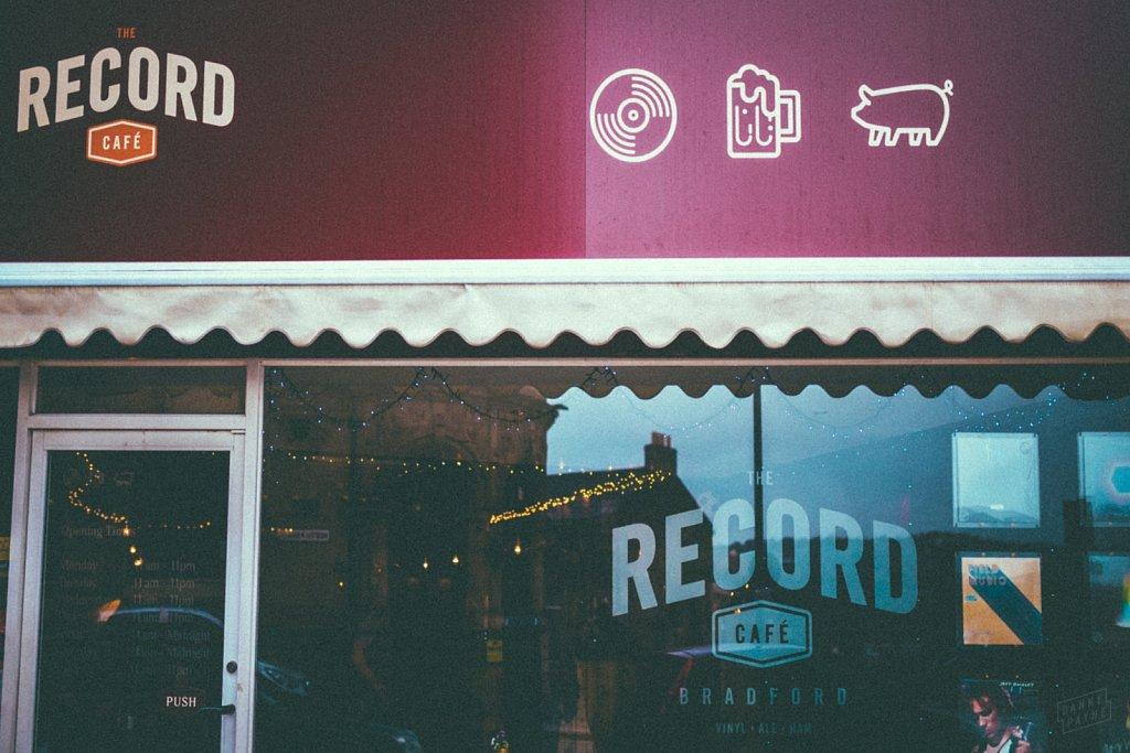 The Record Café