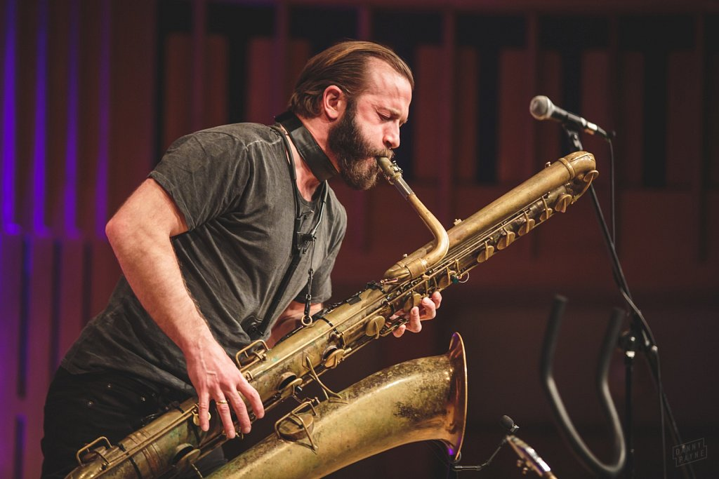 Colin Stetson @ Howard Assembly Rooms, Mar 2016
