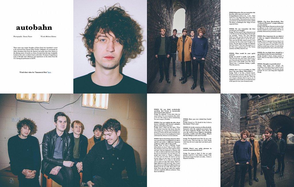 Autobahn // Foxes Magazine